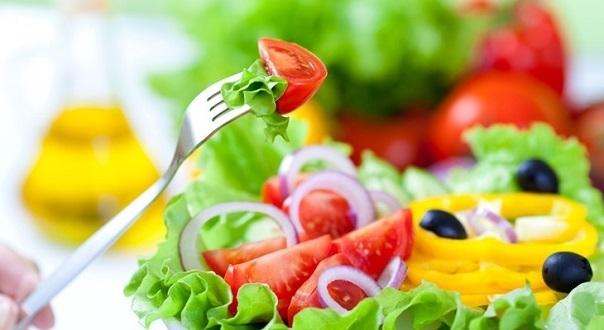 Healthy diet plan.