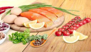 Protein diet (cont'd).